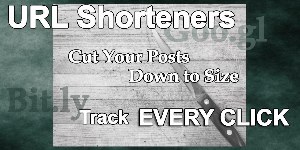 Marketing Idea – URL Shorteners